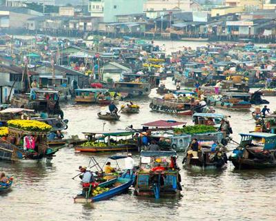 Mekong Delta (Cai Be-Vinh Long)