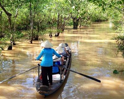 Mekong Delta ( My Tho- Ben Tre )